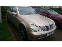 Mercedes c180 Sold now!