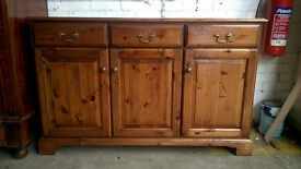 Marks and Spencer pine sideboard