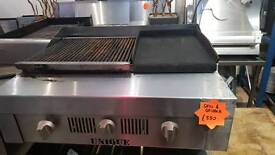 Grill and Griddle Combi SALE !!!