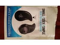 Brand new bluetooth wireless headphones