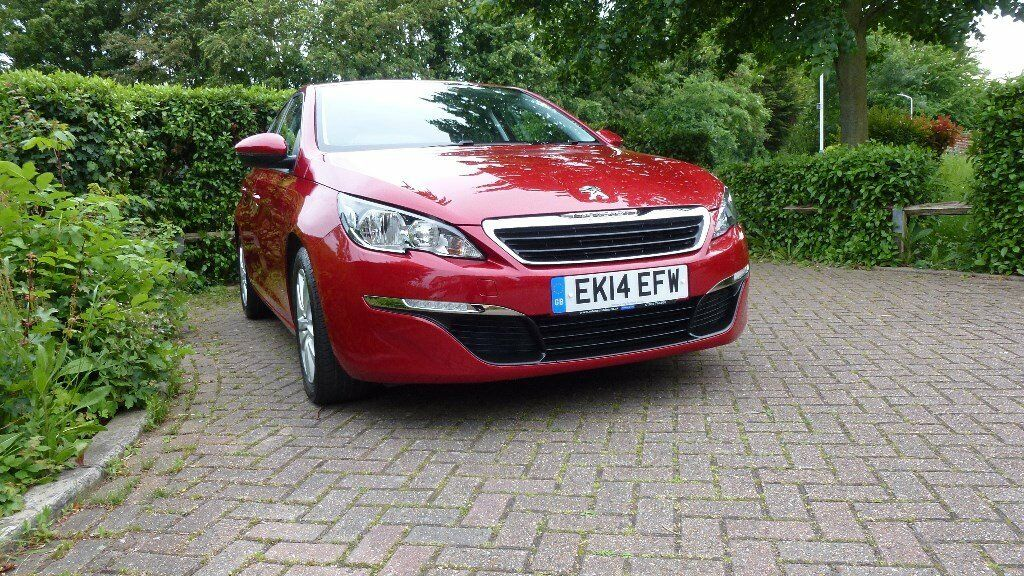 2014 Peugeot 308 1.6 HDi 92 Active 5