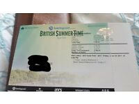 1 ticket for British summer time concert witb Phil Collins and Blondie, 30June London