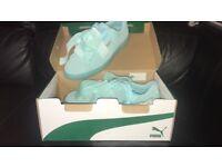 Puma suede size 5 brand new in box