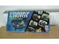 Starsky & Hutch Detective Board Game.