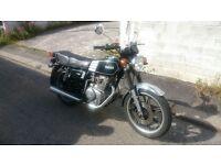 Yamaha XS250 1978