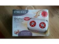 Homedics shiatsu foot massager. Feltham