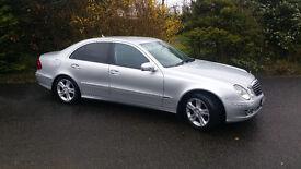 2007 Mercedes Benz E280 cdi V6 Face lift model may p/x or swap passat cc etc...