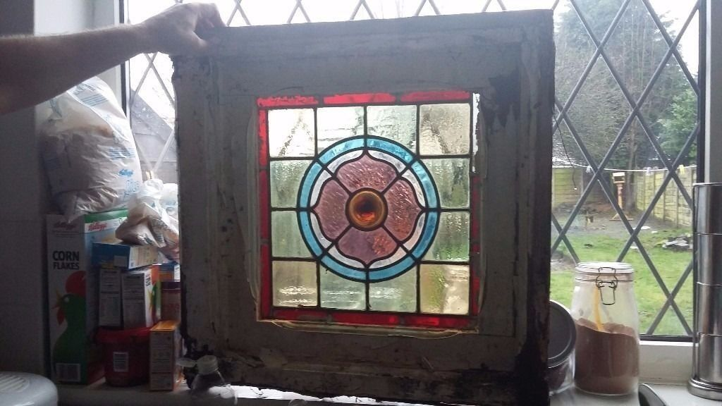 Stained Glass Doors Gumtree 1930s Bi Folding Internal
