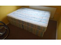 Used doble bed in a good condition