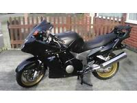 Honda Black bird cbr1100xx
