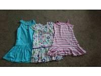 Dress bundle age 3-4 years
