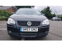 Volkswagen Polo 1.4 TDI s Black Diesel 3 Door