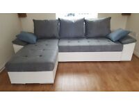 CONTI Delivery 1-10 days Brand new Corner Sofa Bed Sofa Corner Function Container for bedding
