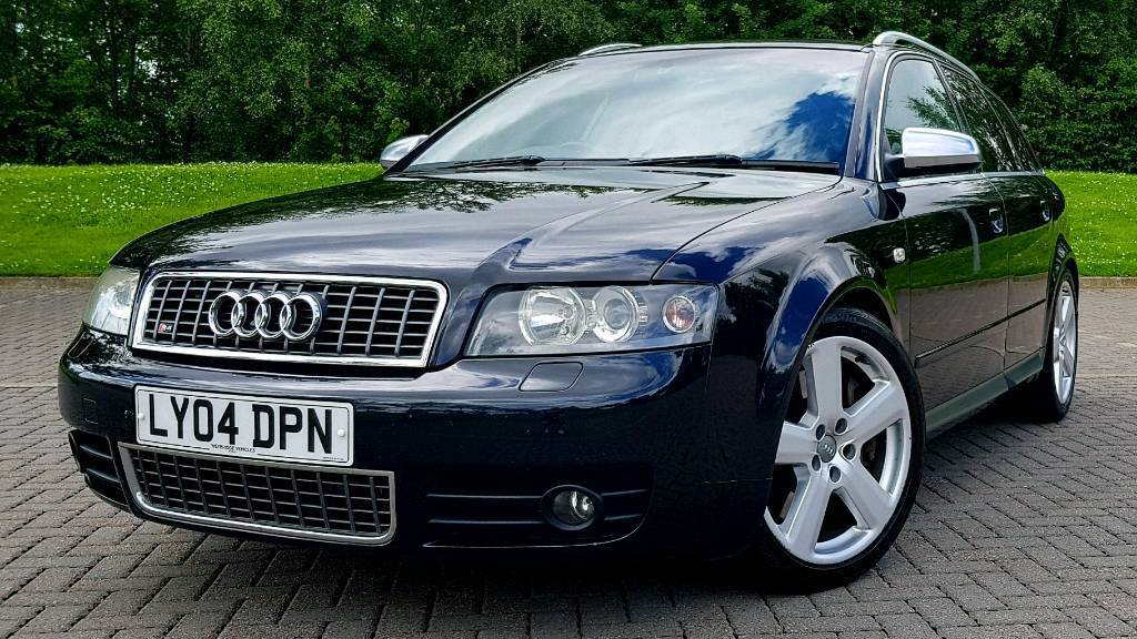 audi s4 avant 4 2 v8 manual quattro 2004 b6 in bonnyrigg midlothian gumtree. Black Bedroom Furniture Sets. Home Design Ideas