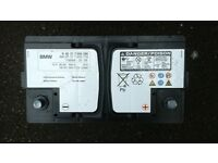 bmw 1 series car battery used