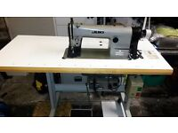 For sale** JUKI DLN-415-4, INDUSTRIAL SEWING MACHINE, NEEDLE FEED, THREAD TRIMMER**