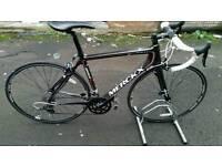 Eddy Merckx CL 240 Carbon fibre road bike