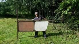 Horse box stallings