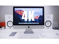 Brand newest apple IMAC 21.5 4K Retina display, 8GB, i5 Core, iris 6200, 1TB, sealed box
