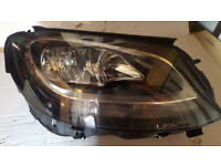 Headlamp for Mercedes C Class W 205 Driver site