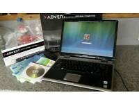Advent laptop / boxed