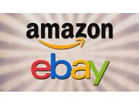 E-COMMERCE & OFFICE ADMINISTRATOR - AMAZON, EBAY