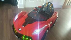 **NEW** KIDS CHILDRENS RIDE ON ELECTRIC BATTERY 12 volt MASERATI SPORTS CAR