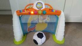 Chicco Net football goal kids toy