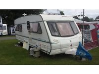 Twin Axle Fixed Bed Abbey Spectrum 2001 Luxury Bathroom with separate shower. Excellent condition.