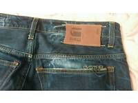 G STAR 3301 mens jeans. 32 regular. Only worn 2 times