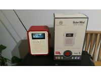 VQ Retro Mini DAB Radio