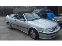 SAAB 93 2.0 Turbo Convertible 2002