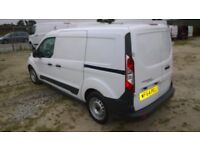FORD Transit connect 210 1.6 Turbo Diesel Van, 83,000 Miles, 1 Owner From new, 2014-64 plate