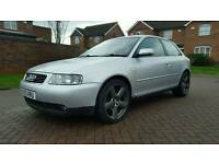 Audi A3 1.8T Sport (Long MOT, New Clutch and Flywheel)