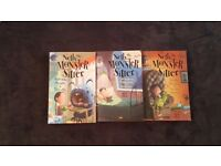 3 Nelly the monster sitter books by Kes Gray £4 ono