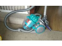 Dyson dc08 bagless hoover +washable filter
