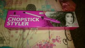 Lee Stafford chopstick curler