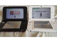 Limited edition Nintendos 3dxl