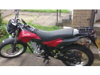 Derbi Senda Cross City 125cc