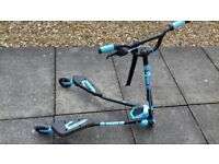 Y-Flicker Kids scooter