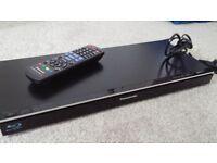 Panasonic Blu-Ray player, £28