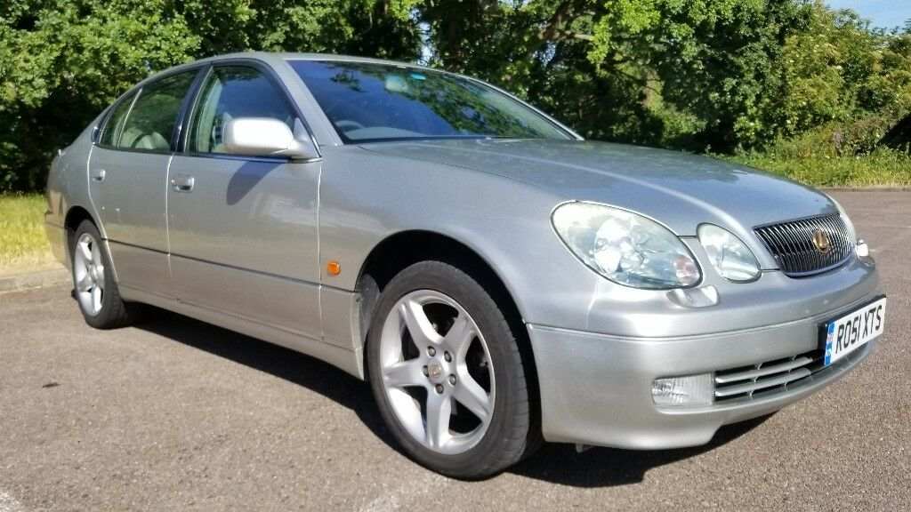 lexus gs300 se gold edition 2001 for sale with full service history 1200 in harwich essex. Black Bedroom Furniture Sets. Home Design Ideas