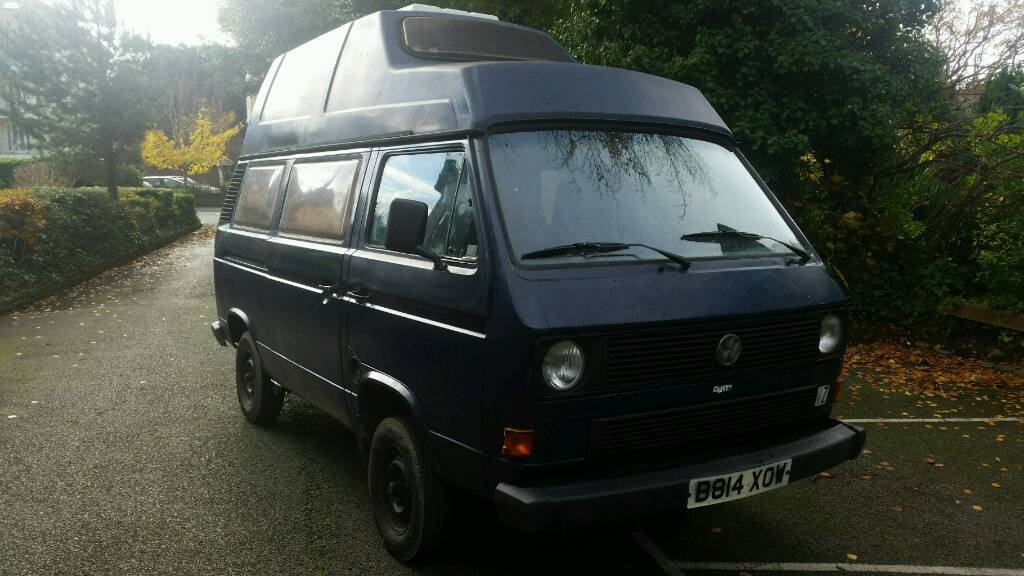 Vw T25 Westfalia LHD Campervan Sleep4