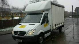 Mercedes Sprinter 313 LWB curtainsider