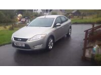 Ford Mondeo 09 plate
