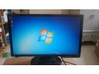 "BenQ G2420HDB 24"" Full HD LCD Monitor - 1920 x 1080 resolution"