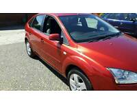 FORD FOCUS STYLE DIESEL AS NEW 10 MOT 95 K LATE 57 PLATE 1390