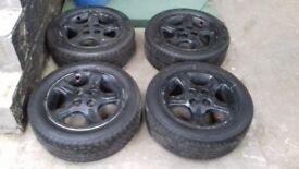 "15"" Gti Almera Nissan Wheels."