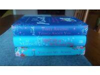 Womens books - Jill Mansell hardback books