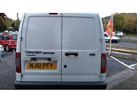 Ford TRANSIT CONNECT 1.8 TDCI SWB PLY LINED